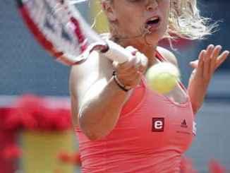 La tenista Bojana Jovanovski