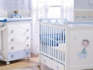 dormitorio bebe  1 mi cuna com