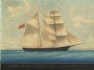 Barcos Fantasmas, Mary Celeste-