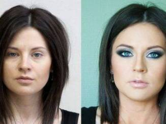 mujeres sin maquillaje 3