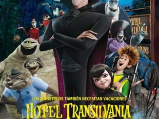 pelicula Hotel Transilvania