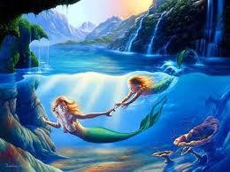 Sirenas. Mito o realidad.