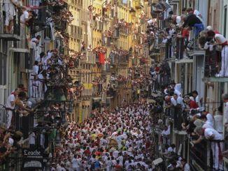 La Mejor Foto del Siglo de San Fermín