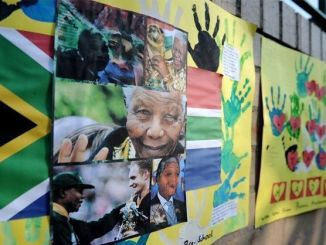 Frases Célebres en la Despedida a Nelson Mandela