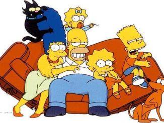 Algunas Curiosidades Sobre Los Simpson (Parte I)