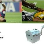 Las Tecnologías para Recuperar a los Futbolistas de las Lesiones