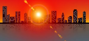 sunset_city