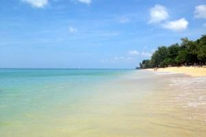 The beautiful beaches of Koh Lanta