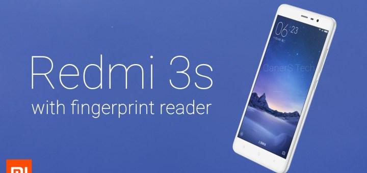 Redmi 3s