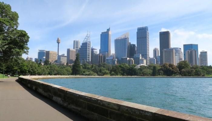 ircular Quay and the CBD |curlytraveller.com