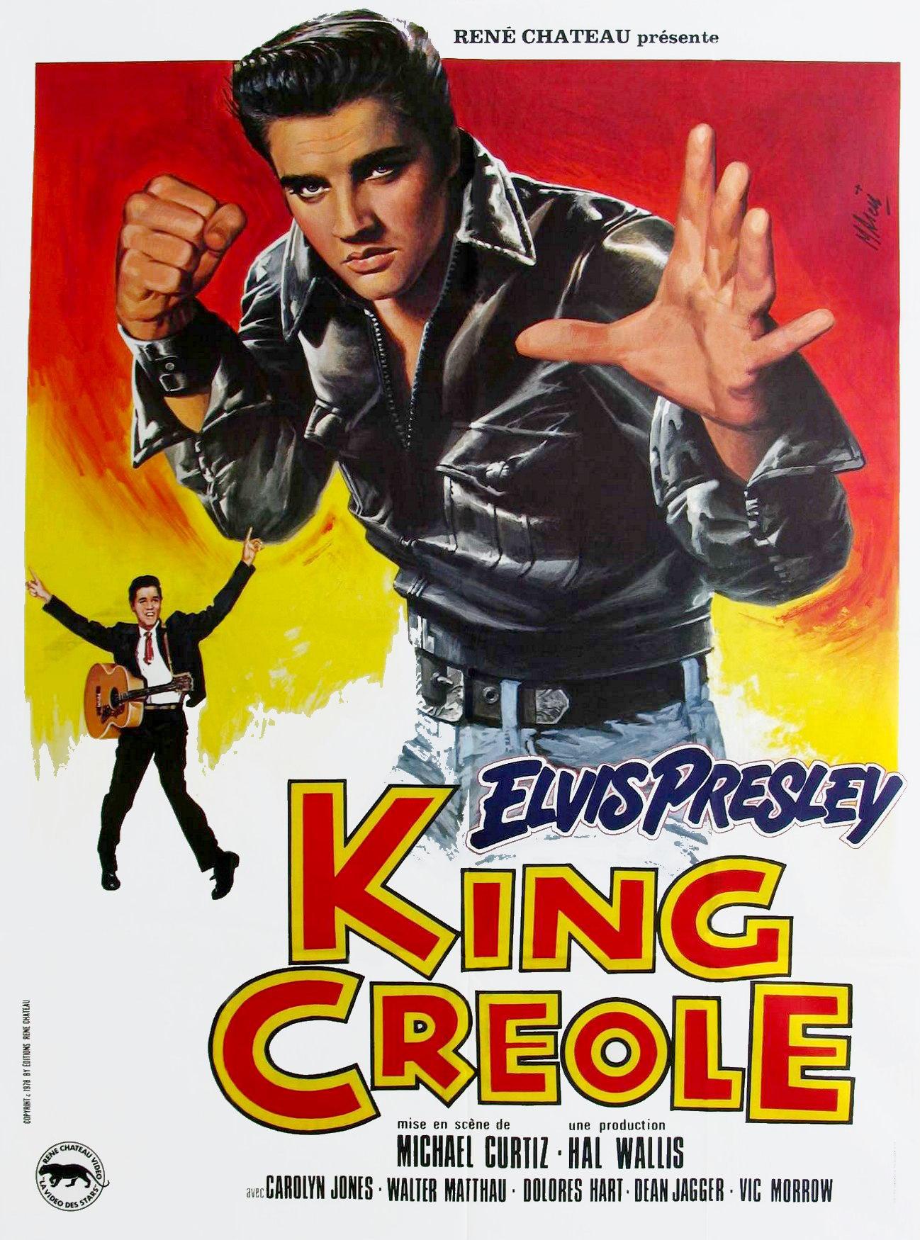 Elvis Presley a... Elvis Jailhouse Rock Movie