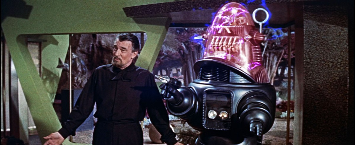 The 60th Anniversary of Forbidden Planet: From Shakespeare to Star Trek