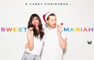Tranna Wintour and Thomas Leblanc star in Sweet Mariah: A Carey Christmas at the Wiggle Room on Dec. 15 and 16