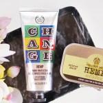 Love it! | The Body Shop Hemp rescue balm