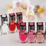 BeYu matt color nail lacquer