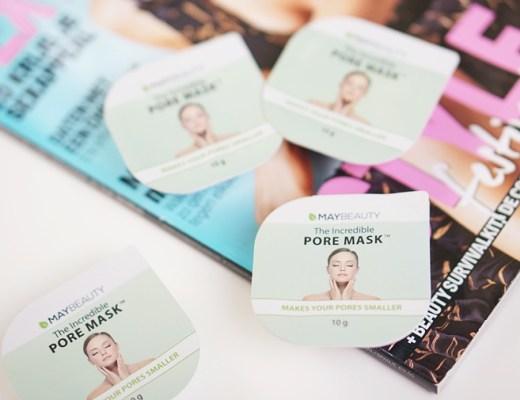 the incredible pore mask