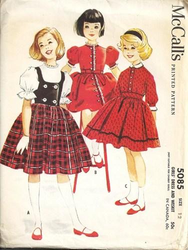 50s_mccalls_5085_girls_dress_weskit_vintage_sewing_pattern_size_12_29f70e59