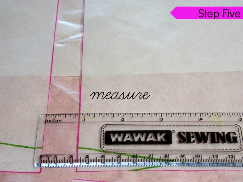5 measure and spread