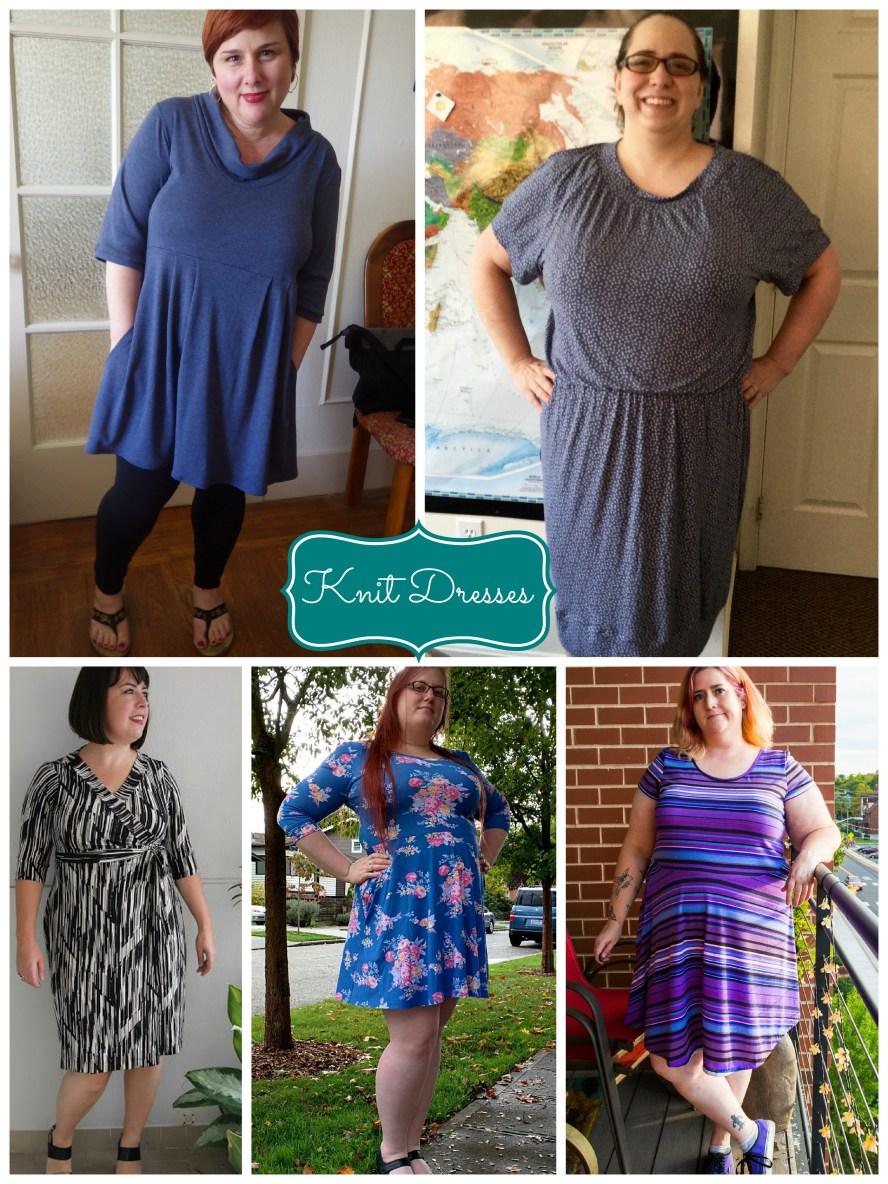 knit dresses 1