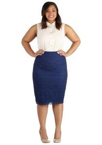 modcloth pencil skirt