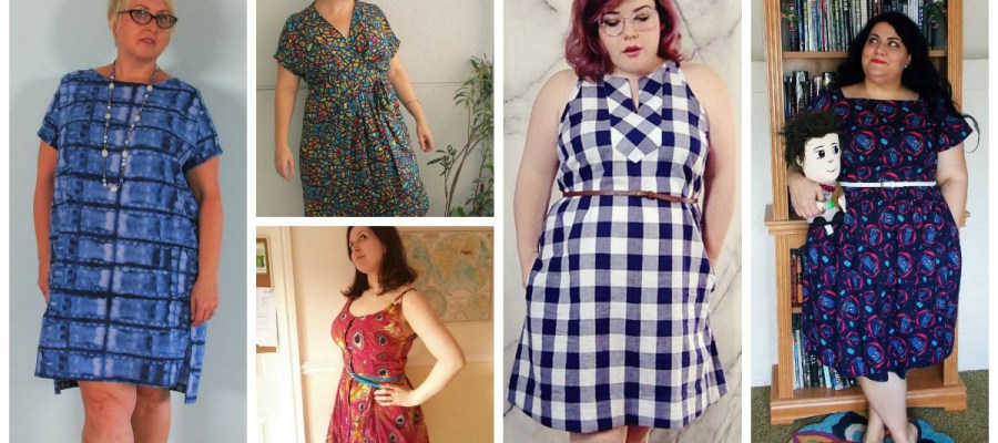 Curvy Sewn: Your Creations for April