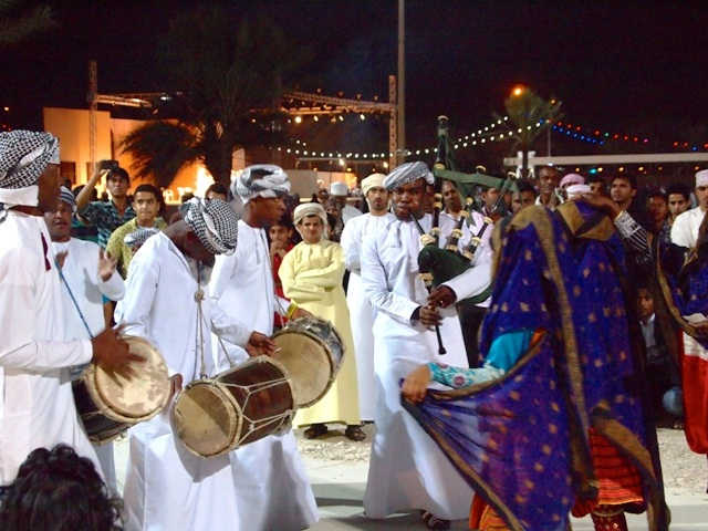 Culture and Festivals in Oman