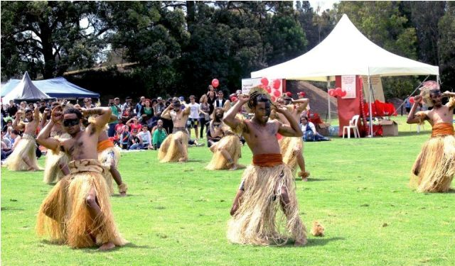Culuture and Festival in Fiji