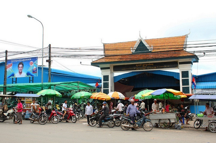 Shopping in Sihanoukville