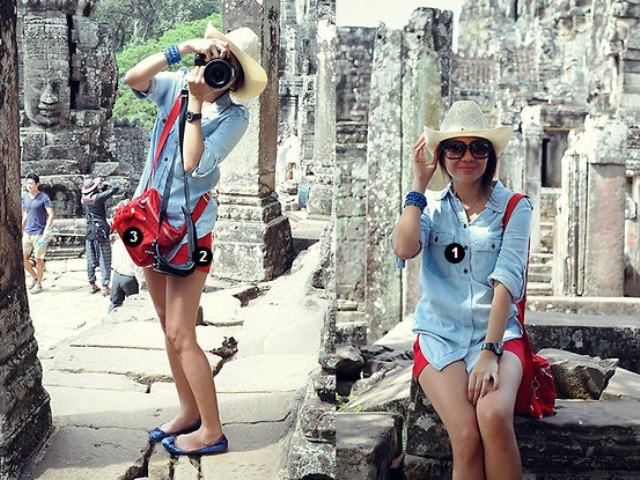 What to Wear in Siem Reap