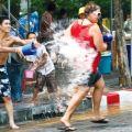 Songkran Festival in Samui