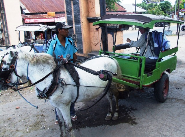 Getting around in Lombok