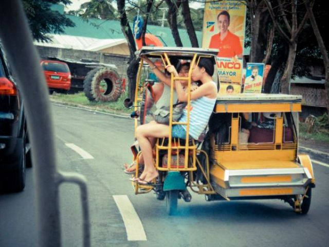 Getting around in Puerto Galera