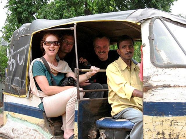 Getting around in Varanasi