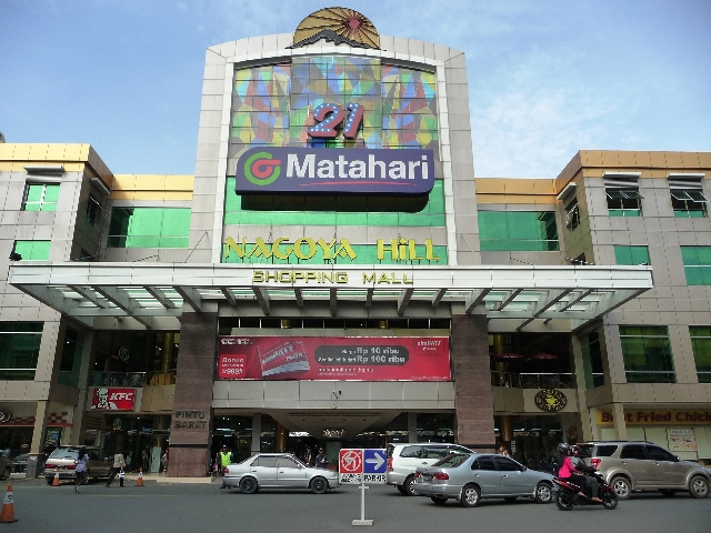 Shopping in Batam Island