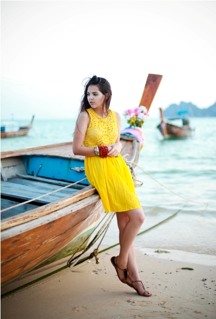 What to Wear in Krabi