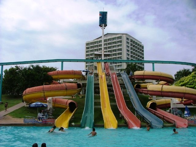 Pattaya Park Beach Resort Water Park