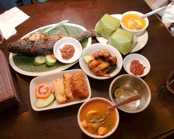 Eating and Drinking in Jakarta