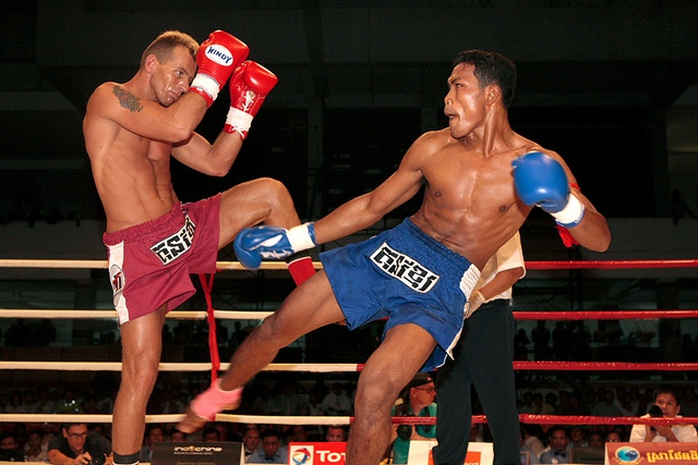 Kickboxing in Phnom Penh