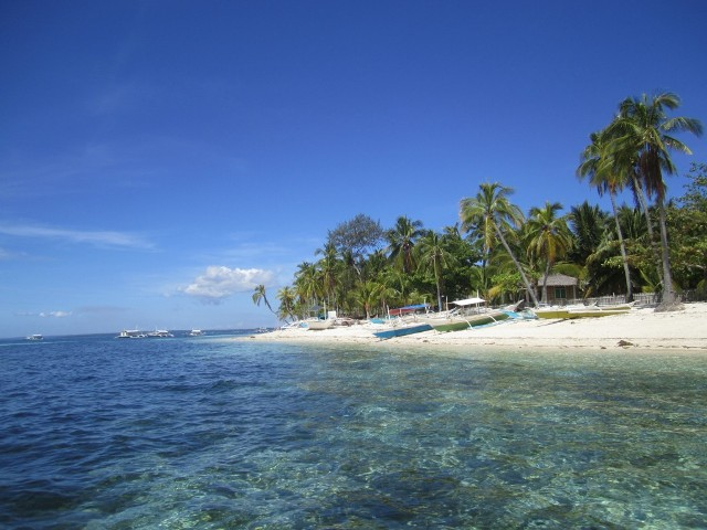 Malapascua Island in Cebu