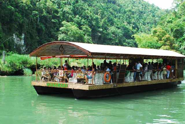River Cruise in Bohol