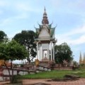 Independence Square in Sihanoukville