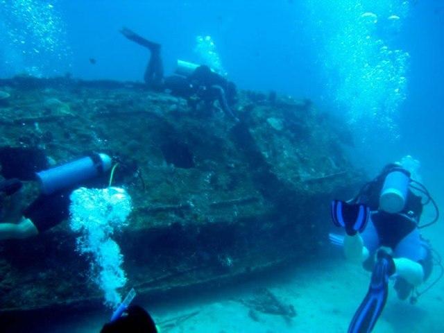 Dive Sites in Puerto Galera