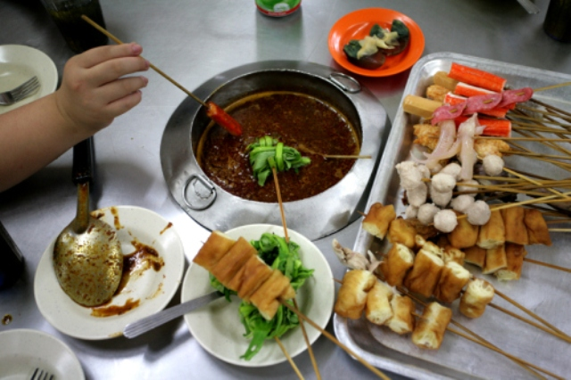 Eating and Drinking in Malacca