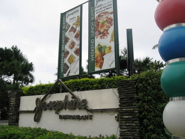 Josephines in Tagaytay