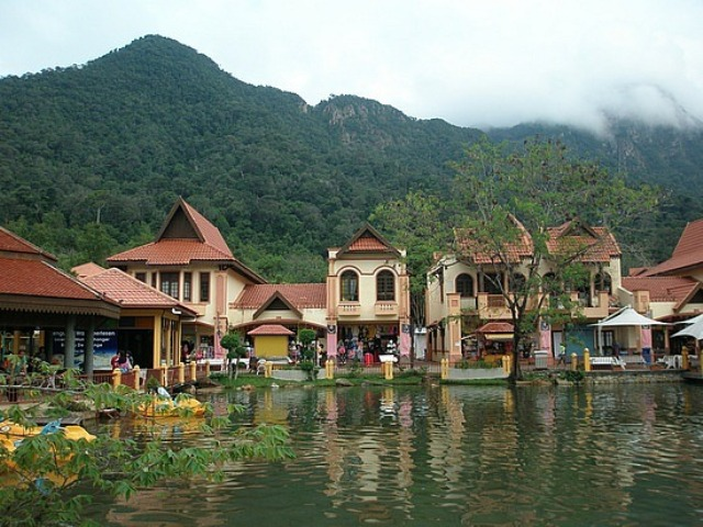 Oriental Village in Langkawi