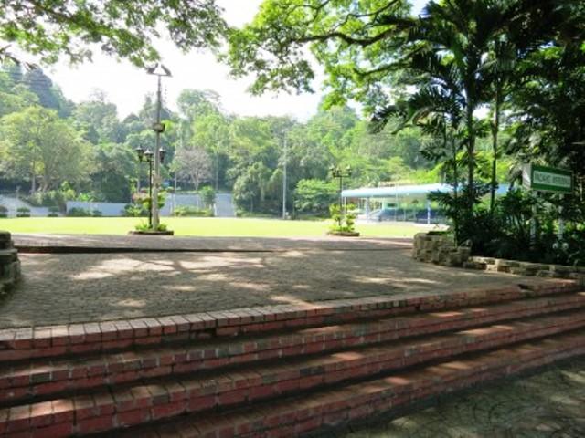 Padang Merdeka in Kota Kinabalu