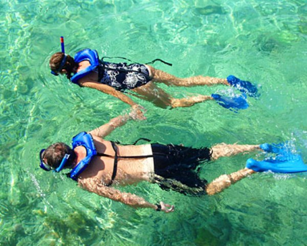 Swimming and Other Water Sports in Batam Island