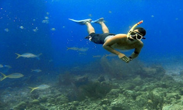 Swimming and Other Water Sports in Lombok