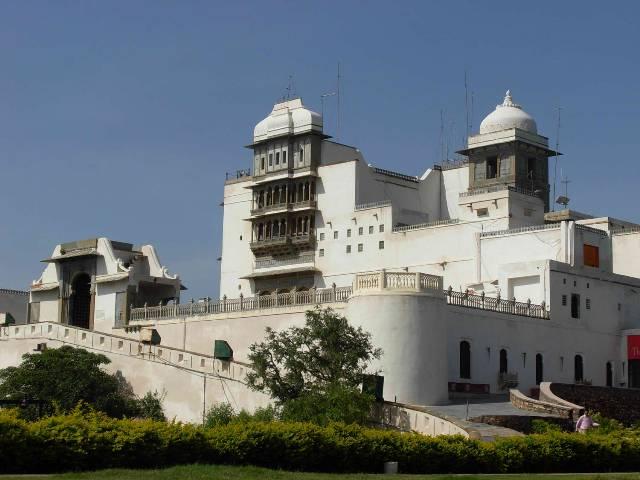 palace, udaipur, india