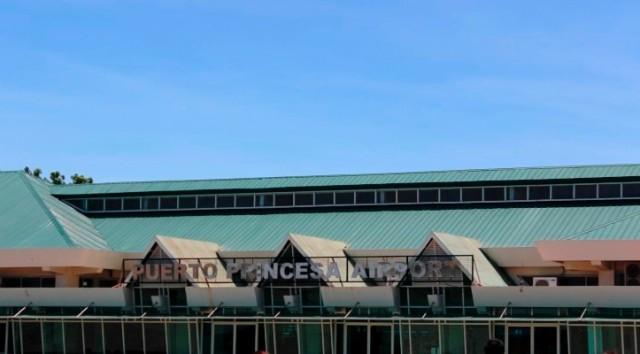 airport in palawan